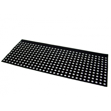 43261 lg 5030 hole rubber mat for 5030 5 units