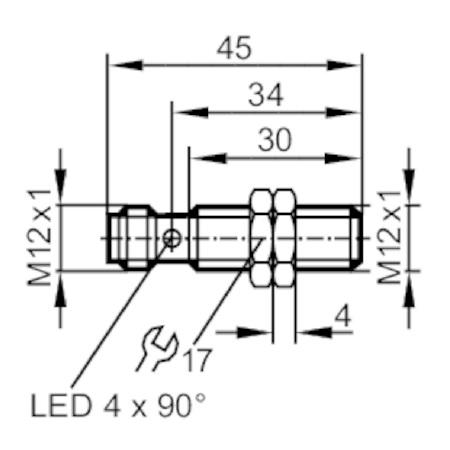 43532 ifs246 dimensions