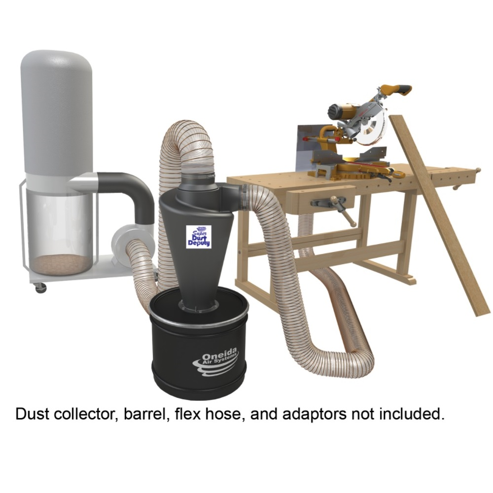 43774 super dust deputy example system