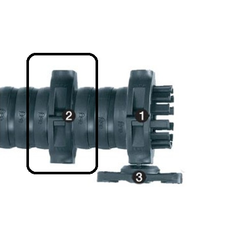 43831 igus echain triflex r series tr8502