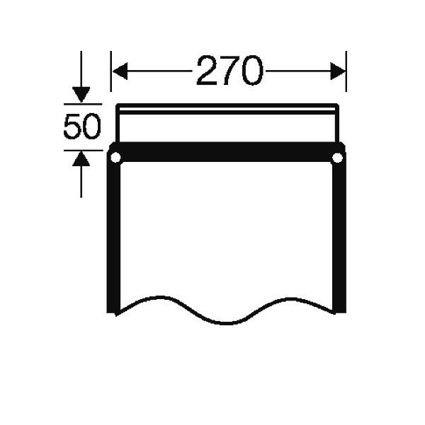 44002 enystar add on flange fp fg 200 2d dimensions
