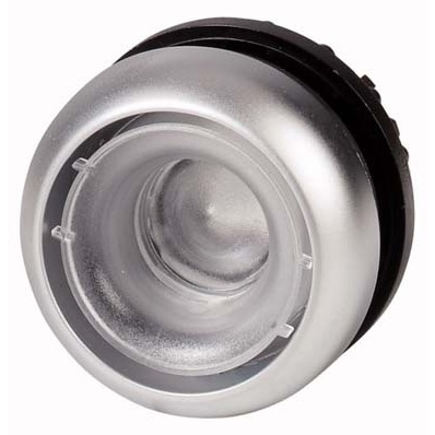 44151 eaton moeller m22drlx pushbutton 22mm iluminated extendedmaintained no shield
