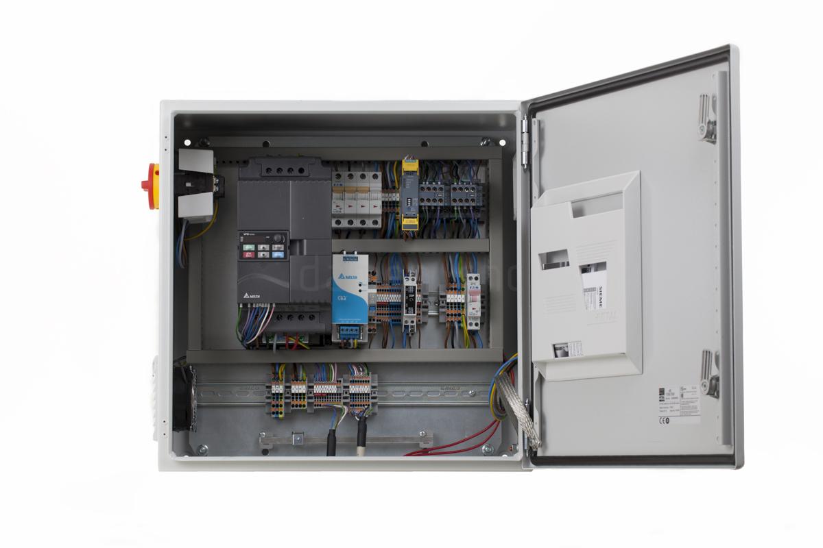44591 vfd control box 380v front open