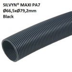 SILVYN® MAXI PA7 Ø66,5xØ79,2mm Black