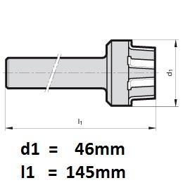 45123 hsk 40 taper spindle wiper dimensions