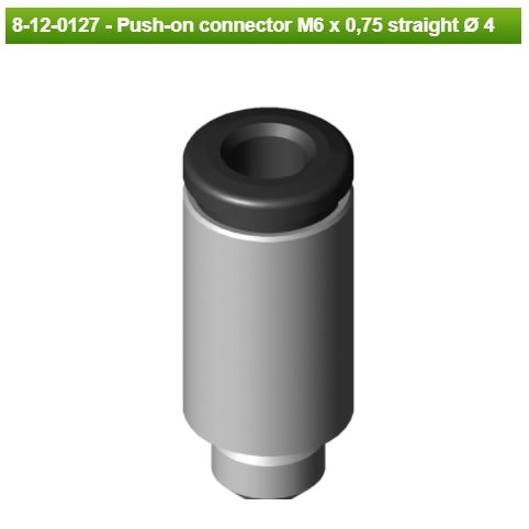 45221 grease pushon connector m6 x 075 straight 4 8120127