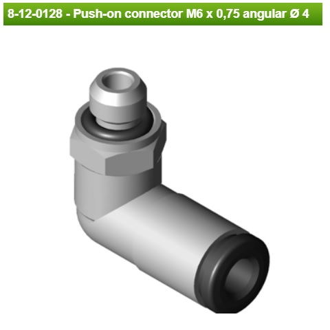 45231 grease pushon connector m6 x 075 angular 4 8120128