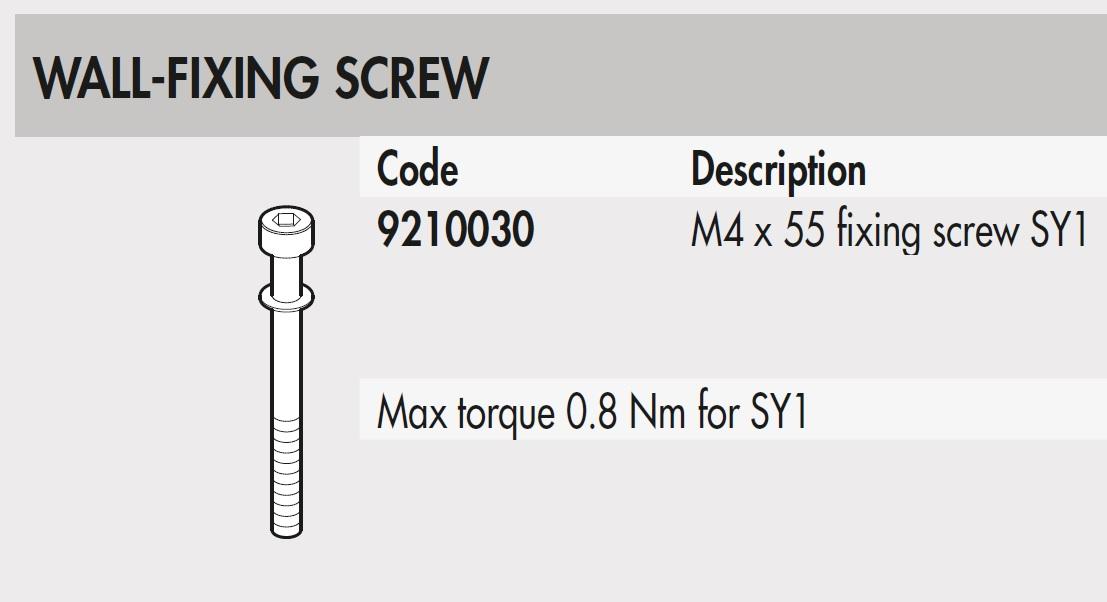 45521 din 912 metric bolts m4x55 for metalwork syntesi