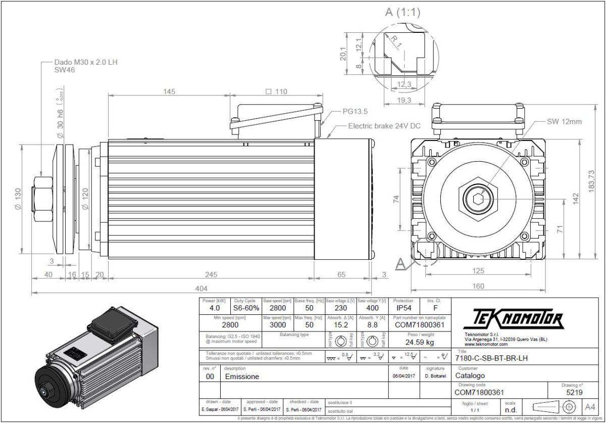 46653 teknomotor com71800361