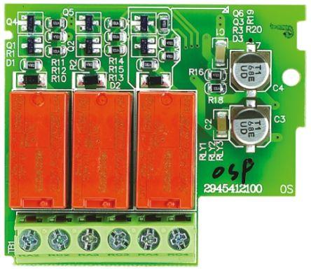47071 delta 3xrelay card for the vfde emer3aa