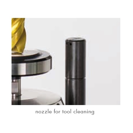 47264 blum novotest zxspeed 3d tool setting probe nozzle for cleaning