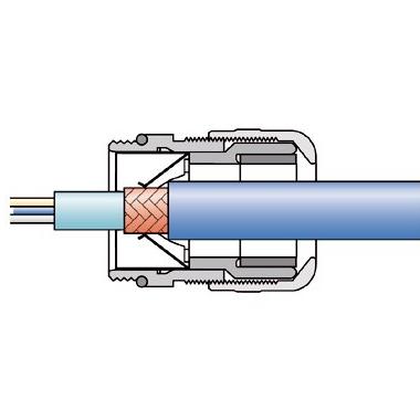 47893 cable gland m16x15 skintop msscm