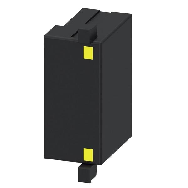48871 siemens 3rt29261jj00 surge suppressor varistor with led ac 2448v dc 1224v