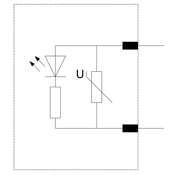 48873 siemens 3rt29261jj00 surge suppressor varistor with led ac 2448v dc 1224v schematic