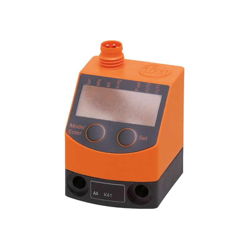 49061 pq7834 electronic pressure sensor 1 to 10bar 2 outputs