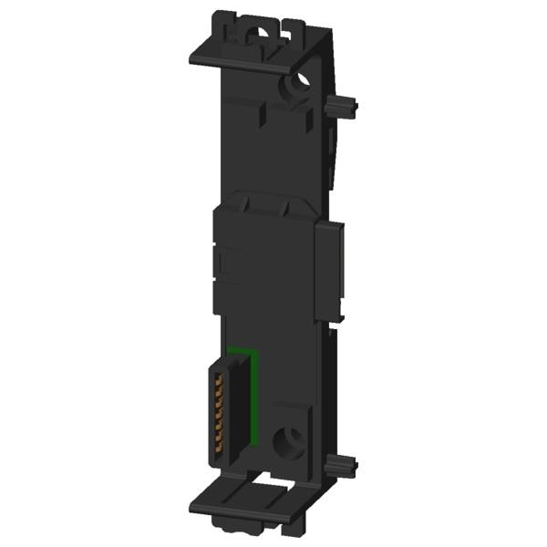 49093 siemens 3zy12122ba00 device connector leftmiddle 3d image