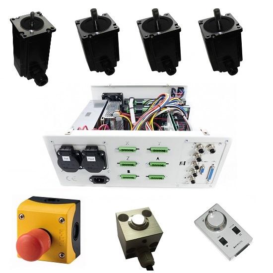 49301 dcncrtrperformance for router kit ballscrew