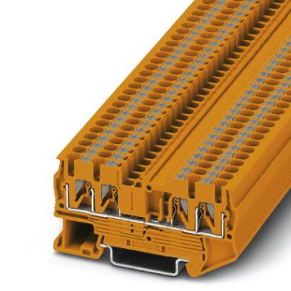 49491 feedthrough terminal pt 25quattro 3001373 orange