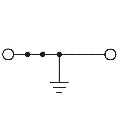 49502 ground modular terminal pt 4pe 3211766 greenyellow schematic