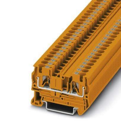 49551 feedthrough terminal pt 4 3211758 orange