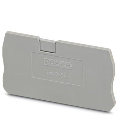 49561 end cover dst 4 3030420 gray