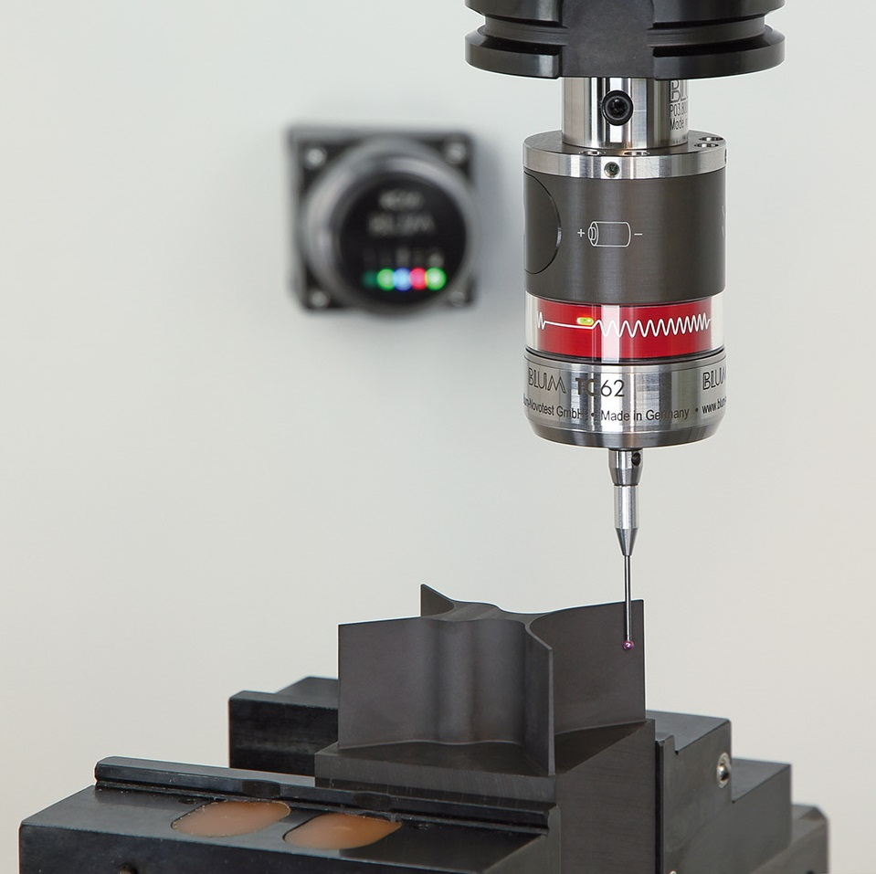 50381 tc62 workpiece touch probe toolholder for example hskf63