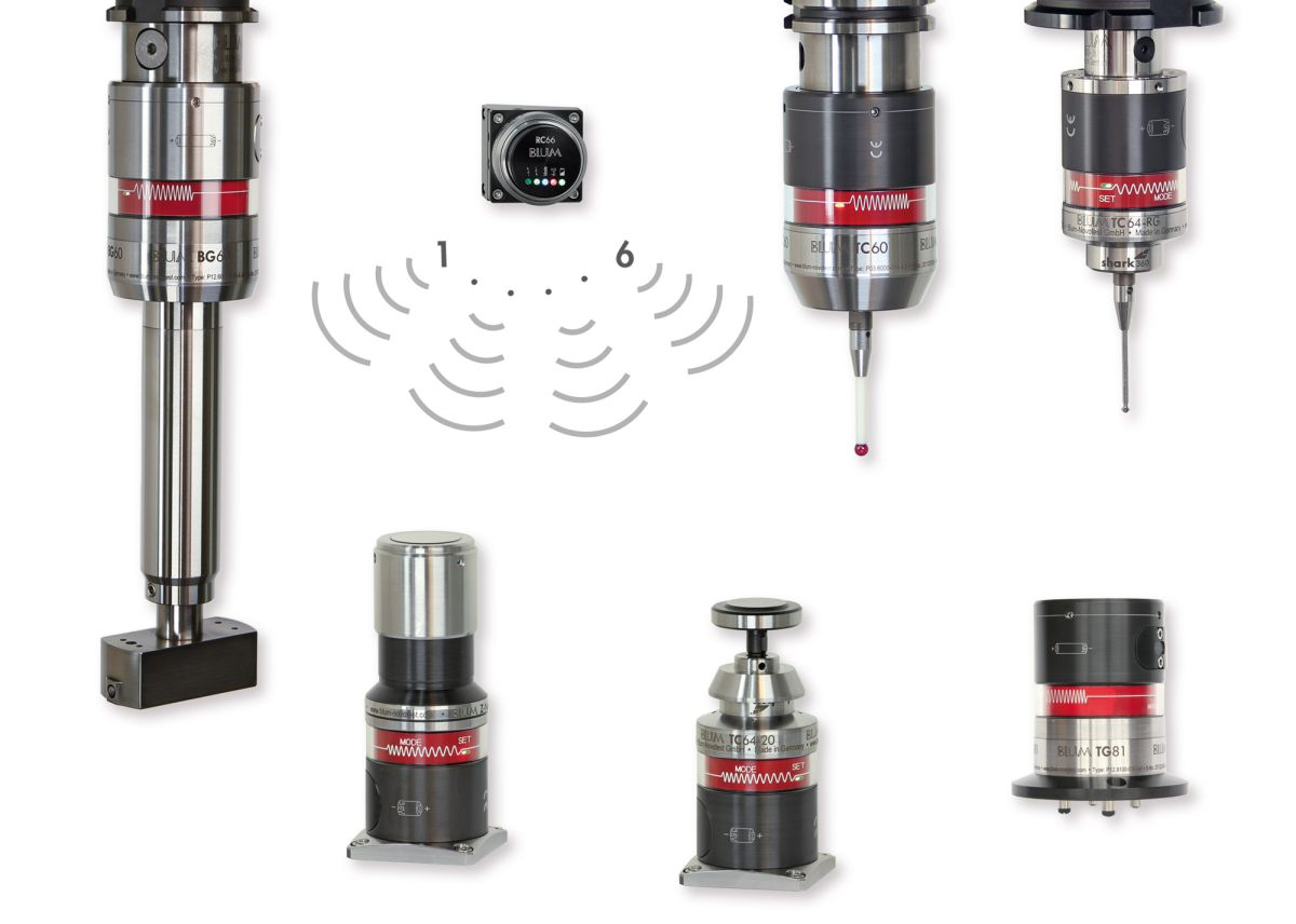 50388 tc62 workpiece touch probe up to 6 devices on one receiver