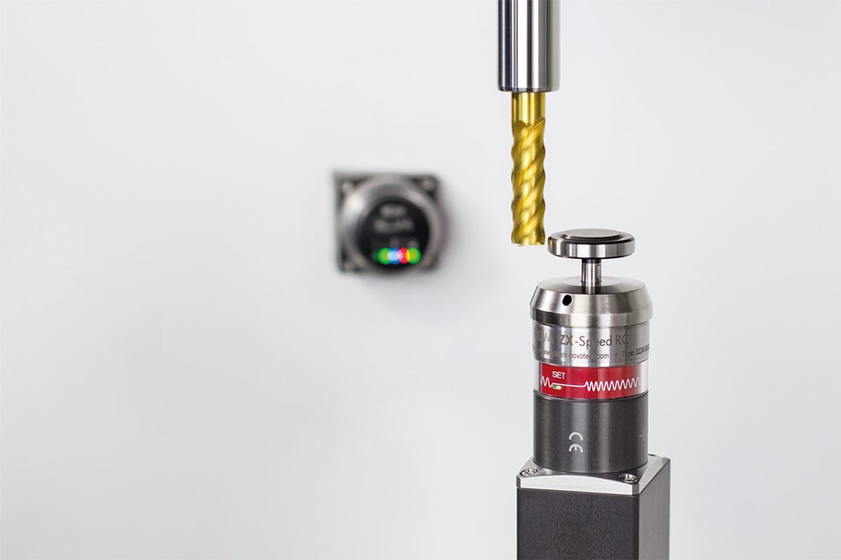 50401 zxspeed rc 3d tool setting probe including cleaning nozzle