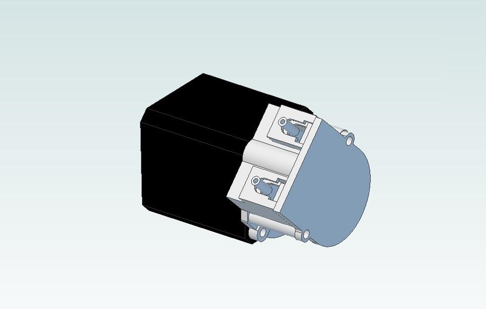 504 peristaltic stepper pump pp60