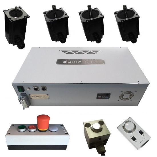 50641 dcncrtrperformance vfd sil3 for router kit ballscrew