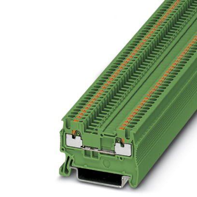 50971 feedthrough terminal pt 15s 3208129 green