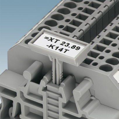 51062 terminal strip marker carrier klm 2 0807575
