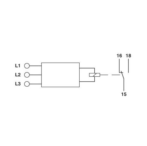 51332monitoringrelaisemdblph480pt2903528 schematic