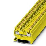 Feed-through terminal - PT 1,5/S - 3208130 (YELLOW)