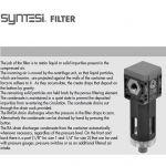 5610F100 Syntesi-SY1 Filter 5um RMSA