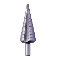 681012141618202224262830hss steppeddrill 10mm shaft