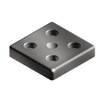 6021 endplate 80x80 m16 compatible with itemmaytecsimilar render