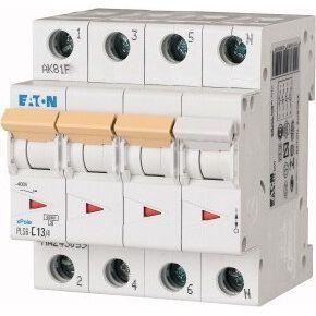 6amp 3pn circuit breaker eaton moeller 243012
