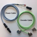 6m AC-servo or ClosedLoopStepper Cable sets (Power + Encoder)