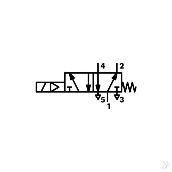 7020021100 monostable valve 52 14