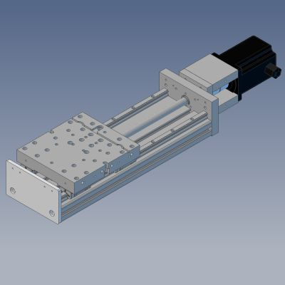 ballscrew lsm modules