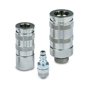 quick fit coupler iac