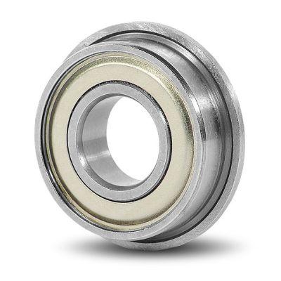 flanged ball bearings