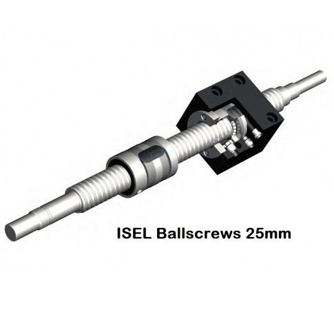 isel ballscrews 25mm