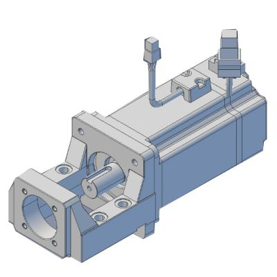 mb motor bracket support units
