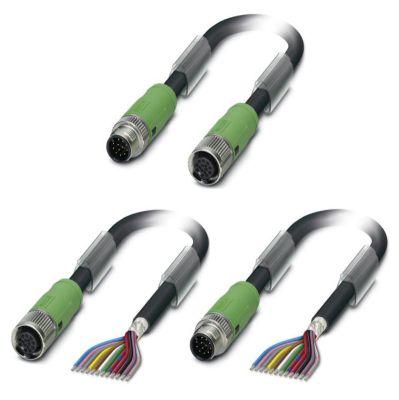 m12 12pole cable assemblies