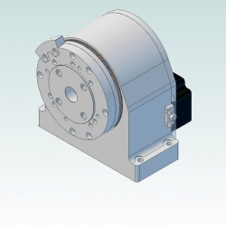 rotary motion 4th axis