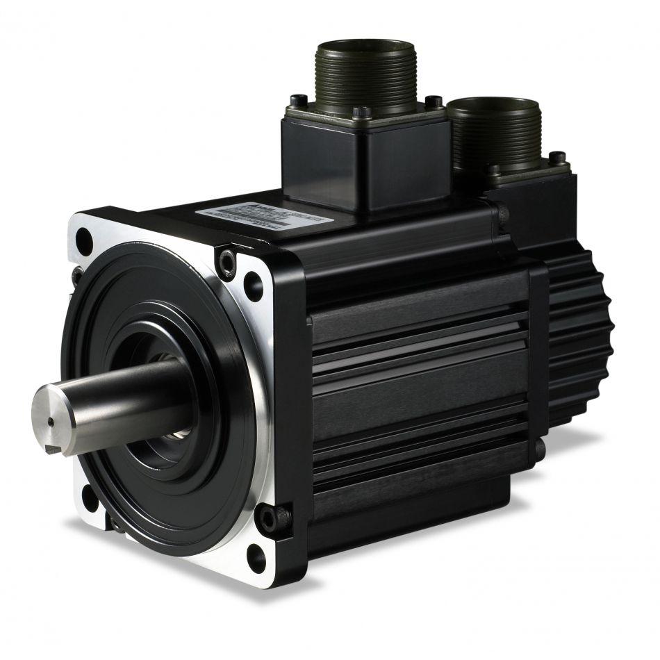 ac servo motor 1000w with brake ecmac21010s9 shaft 19mm