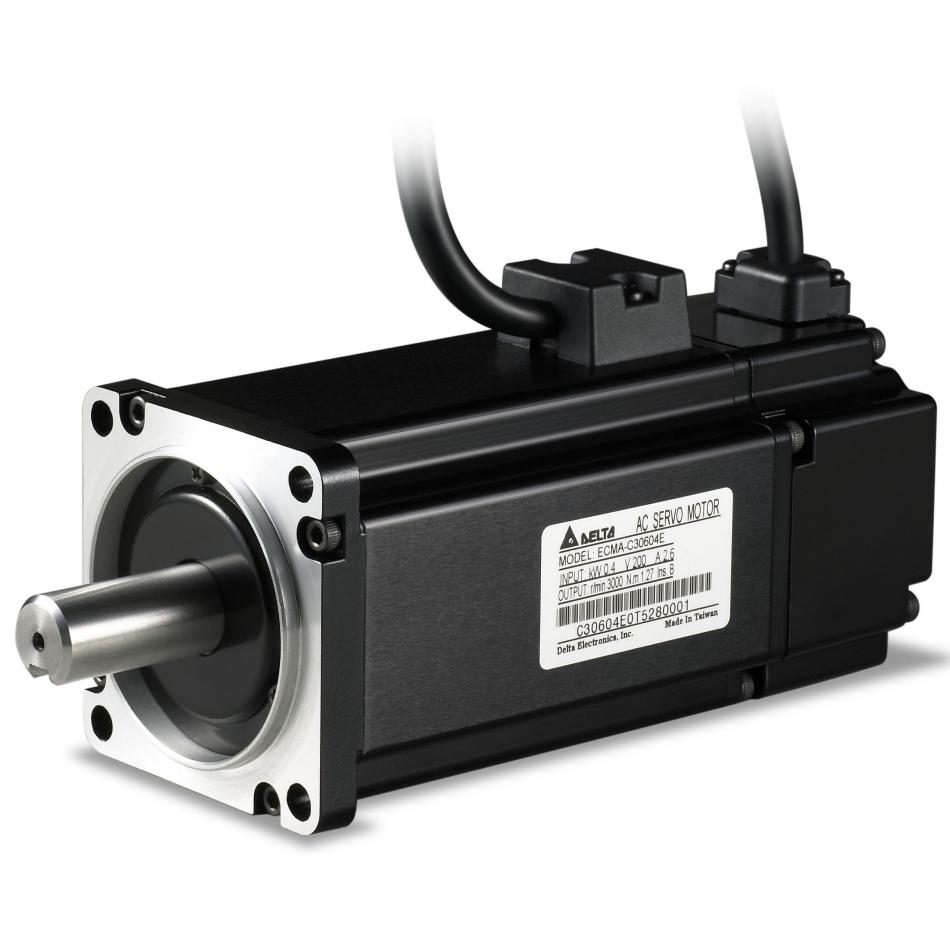 ac servo motor 200w ecmac20602r1 shaft 11mm