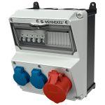 AMAXX® combination unit 920060 (2x230V 16A, 1x380V 16A)